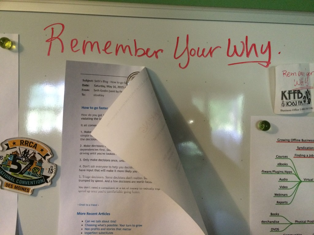 RememberYourWhy