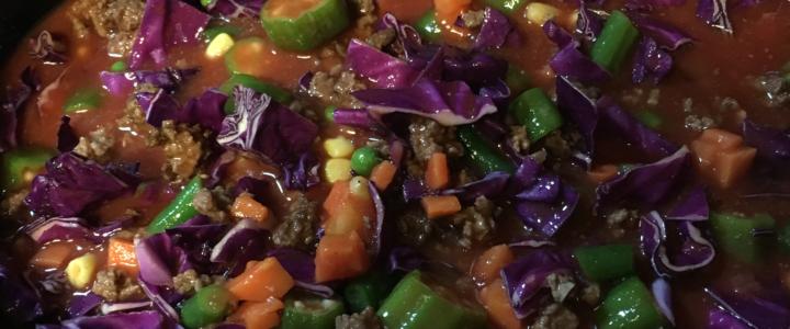 Dort's Vegetable Beef Soup